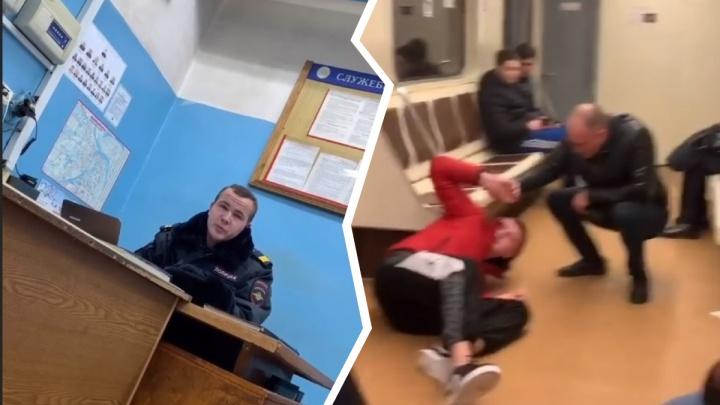 Нижегородский пранкер остановил метро на 10 минут, но ему ничего за это не было