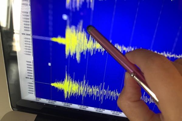 Землетрясение носило природный характер