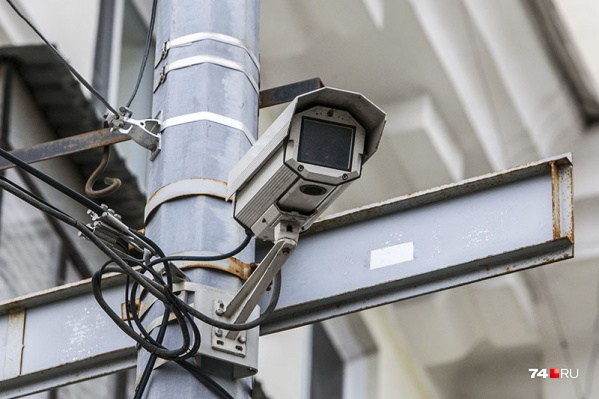 Новые камеры установлены в местах массового пребывания людей