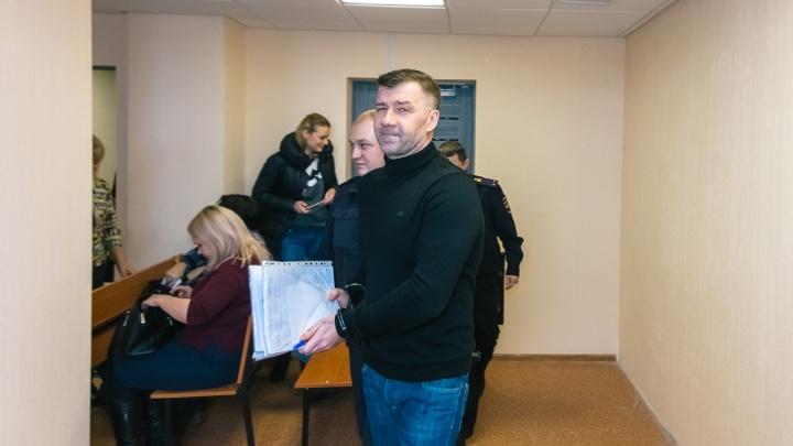 Дмитрия Сазонова в областном суде будет защищать жена