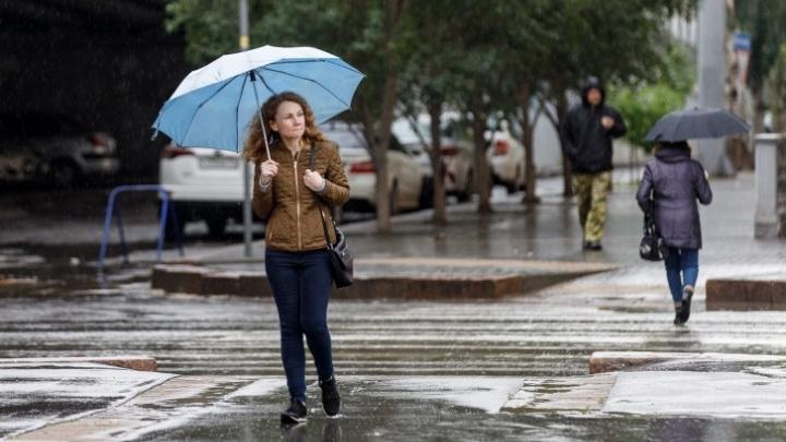 Солнца больше не будет: в Волгограде стремительно ухудшается погода