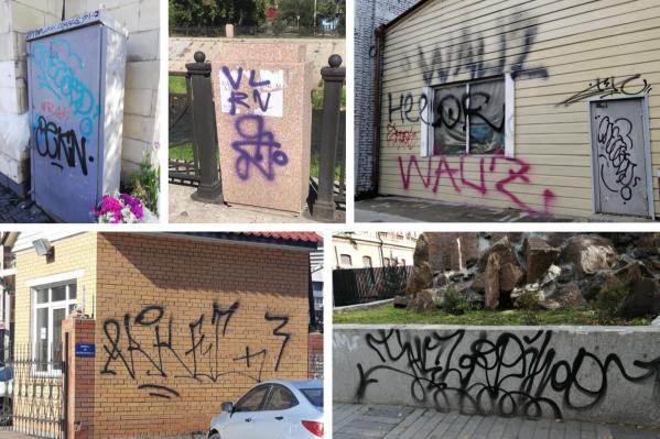 Уличное творчество не всегда вызывает отклик в сердцах красноярцев