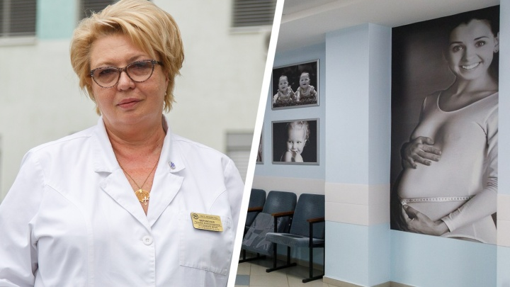 «Сегодня лёгкое першение, завтра — 90% поражения легких»: главврач перинатального центра — о коварстве коронавируса