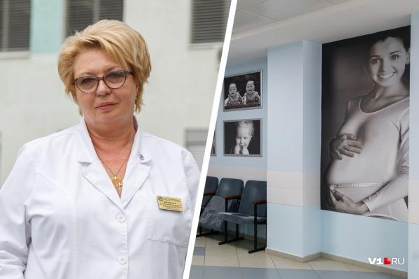 Татьяна Веровская просит волгоградок обращаться к врачам при первых же симптомах