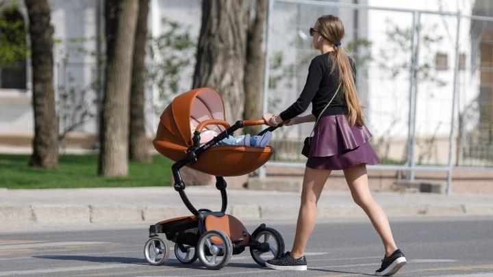 В Волгоградском перинатальном центре выходили малыша весом меньше килограмма