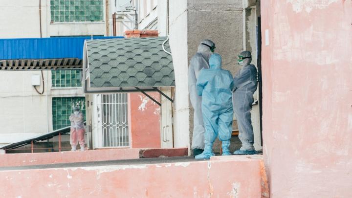 В Челябинской области скончались пятеро больных коронавирусом пациентов