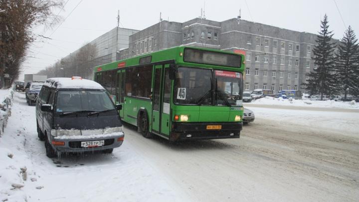 Новосибирск ждет 15 новых автобусов из Минска — Анатолий Локоть рассказал, когда их отправят