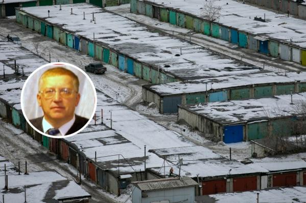 68-летний Алексей Ольховский пропал утром, около 10:00