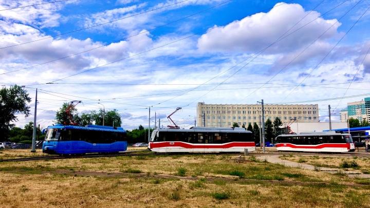 В Нижнем Новгороде в рейс вышли первые подержанные трамваи из Москвы