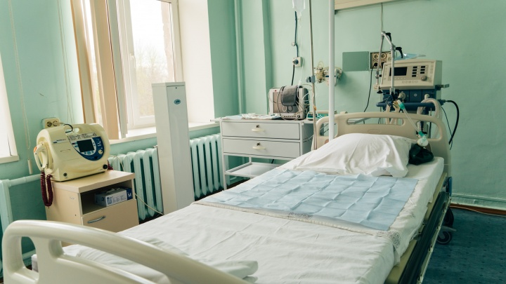С понедельника в Омске ввели 200 дополнительных коек для больных коронавирусом