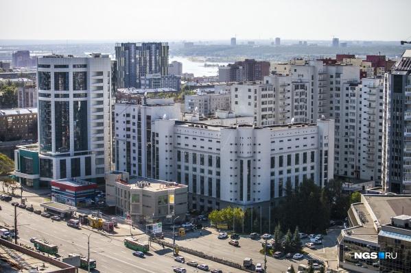 Новосибирцы в этом году стали меньше регистрировать новые компании