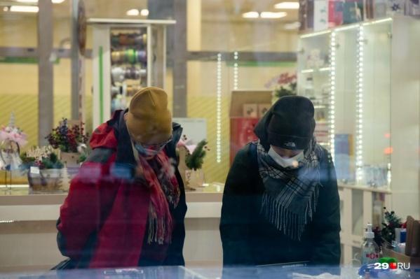 Запрет несовершеннолетним посещать торговые центры действует с 15 декабря