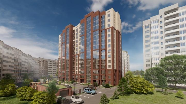 Продажи нового дома в Железнодорожном районе бьют рекорды: за два месяца новосибирцы выкупили 45% квартир