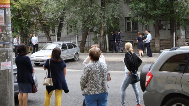 В Самарской области эвакуировали суды из-за сообщений о минировании