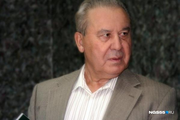 Бывшему губернатору Омской области в этом году исполнилось 80 лет