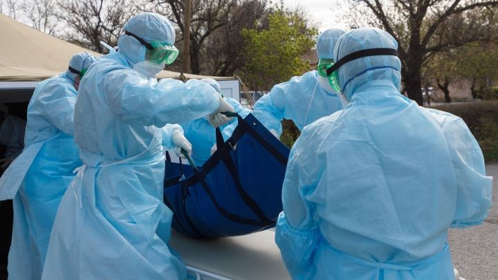Количество зараженных коронавирусом в мире превысило 4 миллиона человек