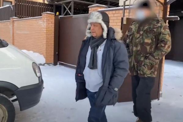 Михаила Чуманова подозревают в коррупции