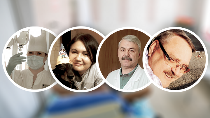 Они сражались до последнего: вспоминаем врачей Самарской области, погибших в бою с коронавирусом