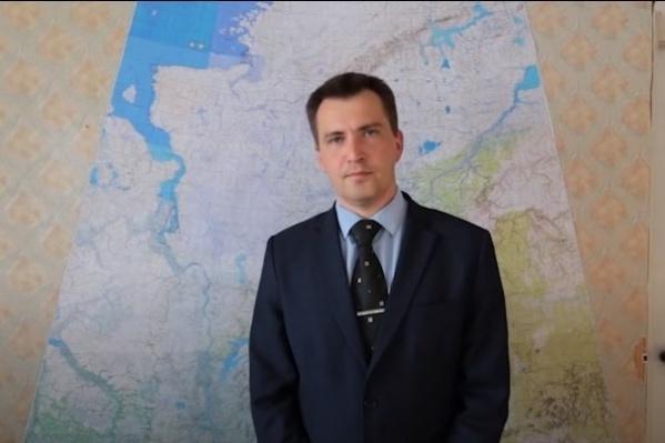 Бывший заместитель начальника экологического отдела Росприроднадзора по Норильску Рябинин Василий Викторович