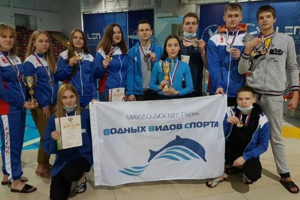 Спортсмены завоевали несколько медалей, три из них — золотые