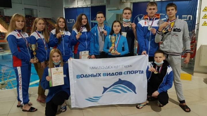 Пермяки заняли призовые места на чемпионате и первенстве России по дайвингу