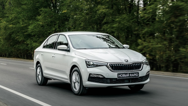 «Барс-Авто» объявил старт продаж в Уфе принципиально нового SKODA Rapid