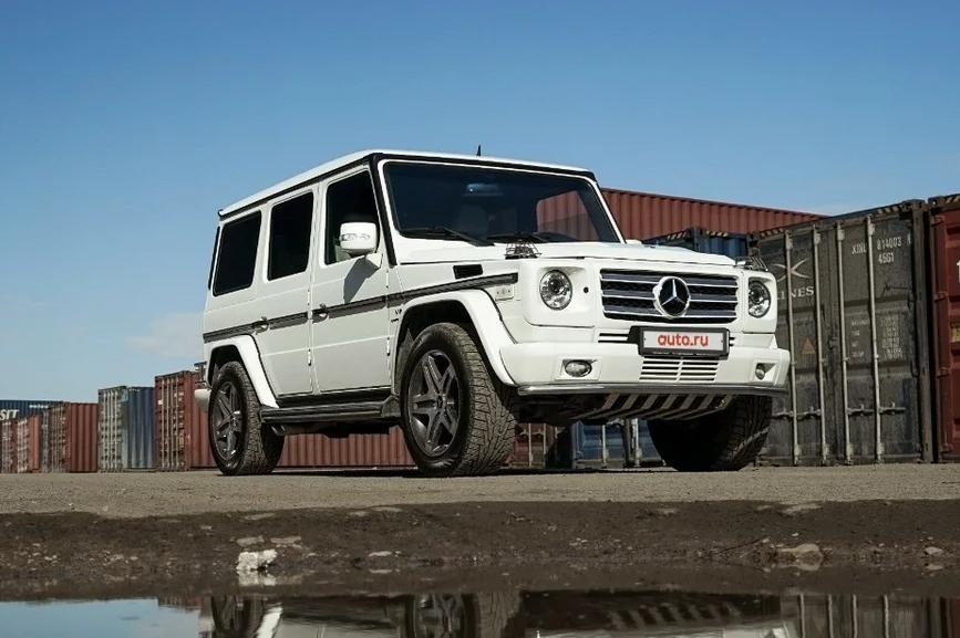 "Mercedes-Benz Gelandewagen<b class=""_""> </b>AMG"