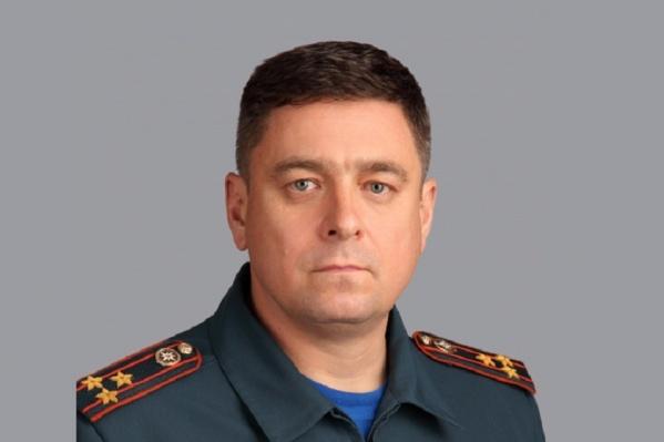В новую должность Николай Любавин вступил с сегодняшнего дня