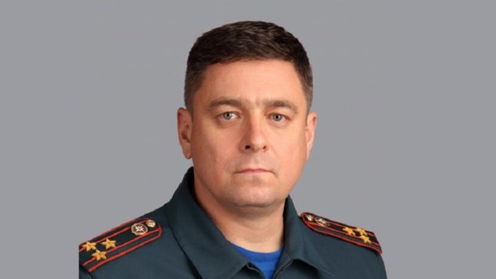 Кандидат социологических наук возглавил МЧС Волгоградской области