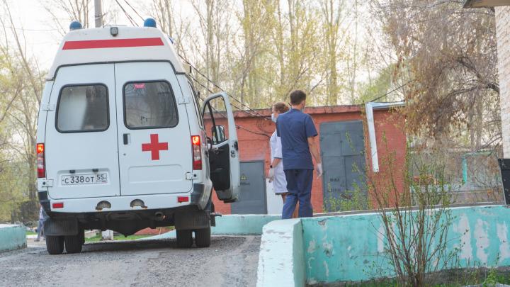 В Омске появились 10 новых больных коронавирусной инфекцией