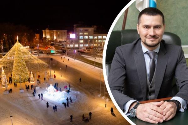 Артём Вахрушев попросил северян не вступать в тесный контакт с посторонними людьми и не обмениваться коронавирусом