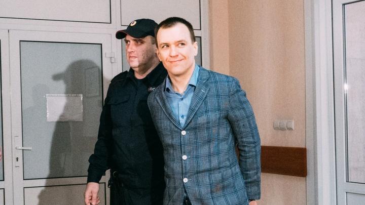 Суд приговорил омского бизнесмена Мацелевича к пяти годам колонии