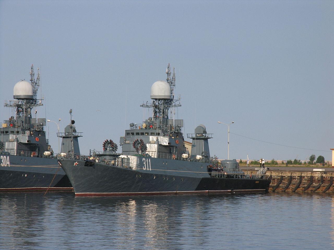 малый противолодочный корабль «Казанец»