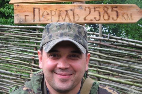 Виталий Нежутин служил в СОБРе с 1993 года