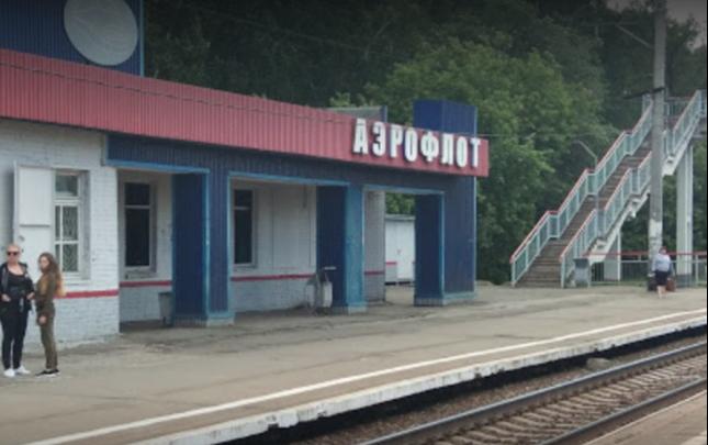 Под Новосибирском ночью поезд сбил мужчину