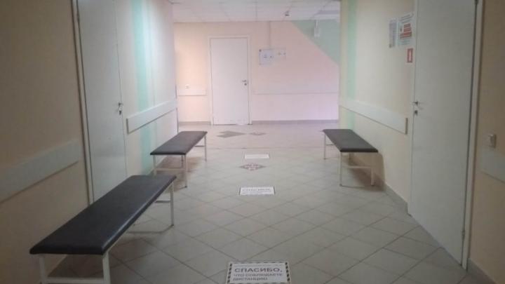 Запертый в РКБ имени Куватова медик: «Мне супруга написала, чтобы я домой заразу не приносил»