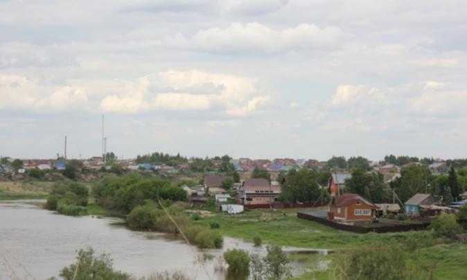 Полиция подтвердила, что в Омской области закрыли на карантин целую деревню