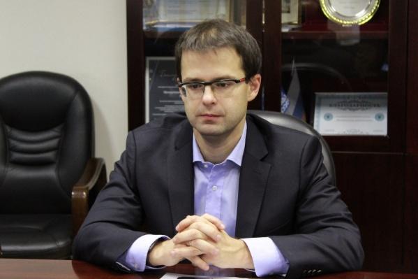 Председатель комитета по управлению муниципальным имуществом Александр Асриянц не соблюдал карантин