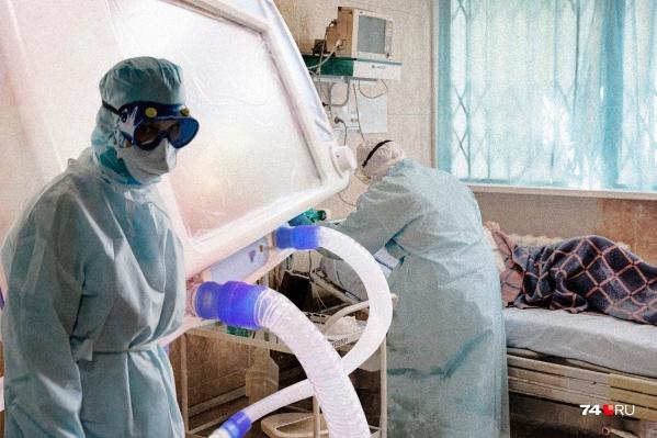 Дочь умершей челябинки винит в несвоевременной диагностике пневмонии скорую и лечащего врача мамы