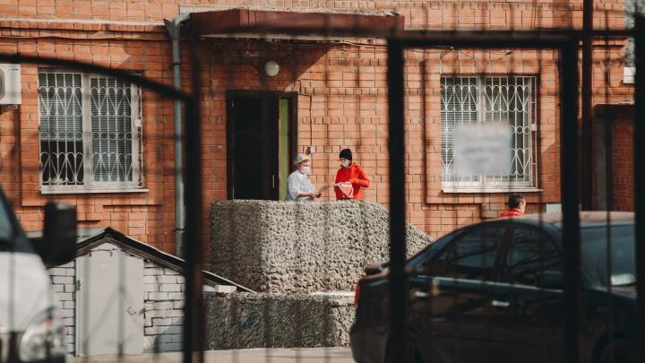 В Тюменской области от COVID-19 скончался 70-летний мужчина