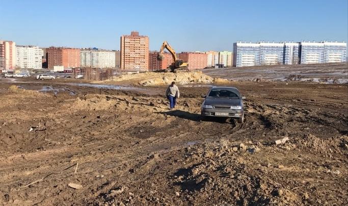 Суд запретил бизнесмену Генералову блокировать выезды жителям Солнечного через свой участок