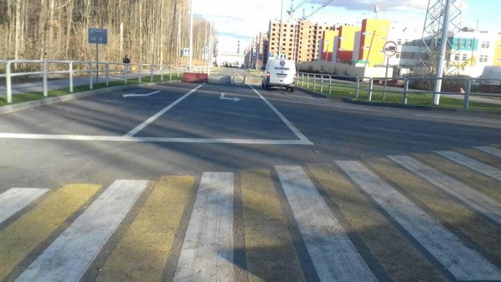 Мэрия отчиталась о готовности дороги в Новой Самаре