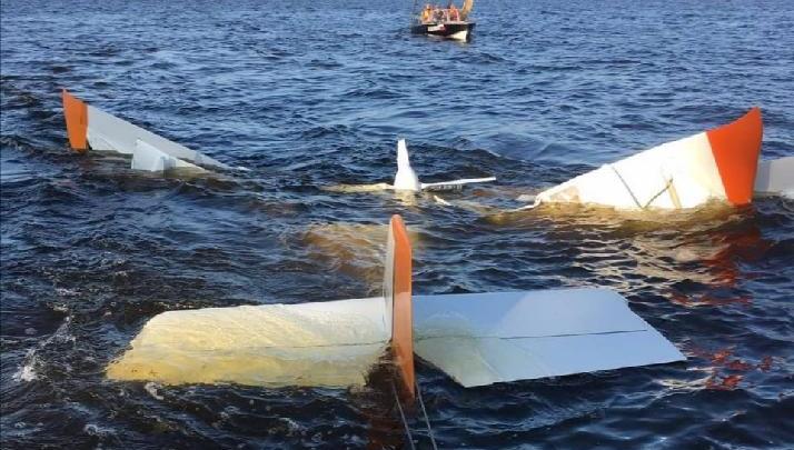 Самолёт, на котором нижегородский бизнесмен упал в Волгу, не имел сертификата летной годности
