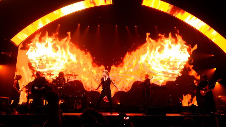 «Если ты в пекло — я за тобой»: группа «Би-2» представила в Ростове программу New Best