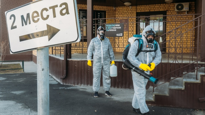 Еще 36 заражённых коронавирусом выявили за сутки в Тюменской области