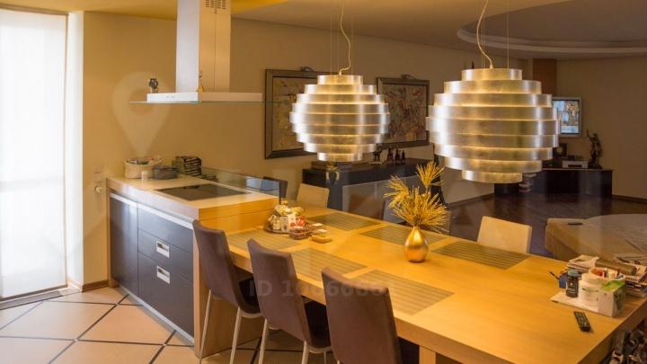 Кухня за сто тысяч евро и выход на террасу: смотрим, как выглядят внутри три самые дорогие квартиры Уфы