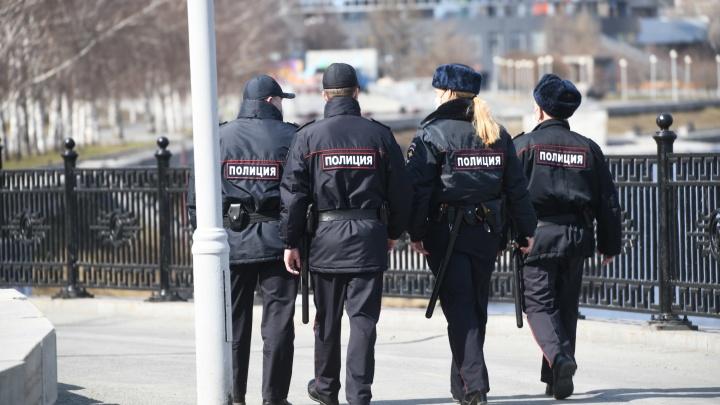 Еще больше полиции: власти решили проследить, как самарцы соблюдают режим самоизоляции