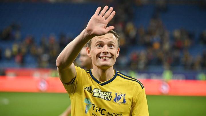 Защитник «Ростова» Чернов перешел в «Краснодар»