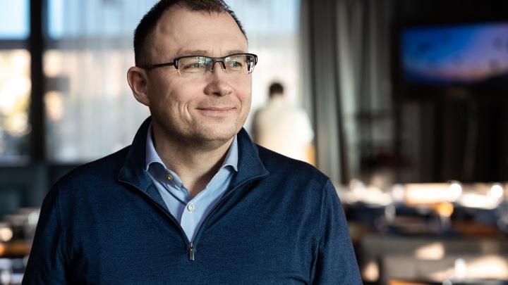 «Нас ждет тотальная цифровизация»: гендиректор Tele2 Сергей Эмдин о главных событиях и трендах телеком-отрасли