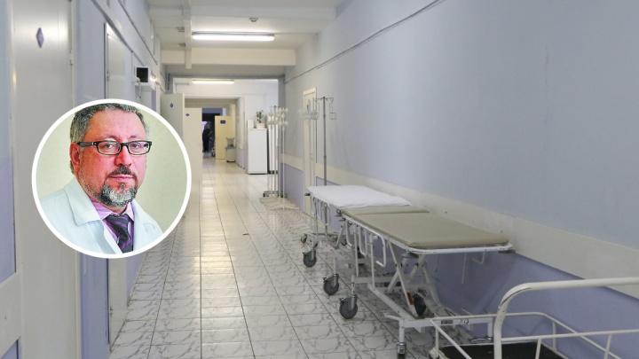 В Нижнем Новгороде от коронавируса умер замглавврача больницы № 33